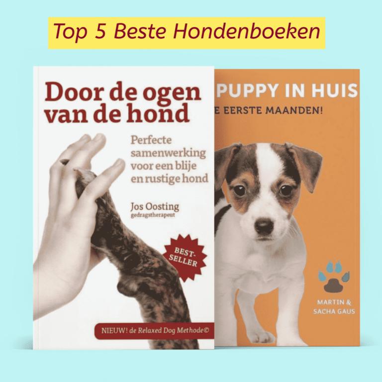 5 beste honden boeken in 2021